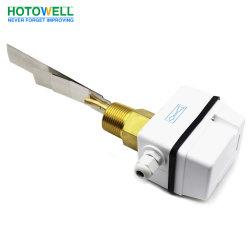 1''-8'', nivel de protección IP65 Pala térmico Interruptor del indicador de flujo de agua