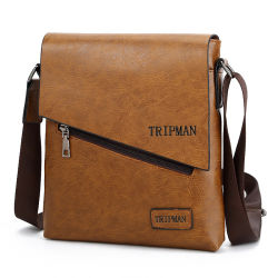 Body Bag Messenger Bag Leather For Man Voor Heren