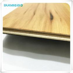 Hot Golden Oak Laminat Wood Look PVC SPC Vinyl Fliesenboden