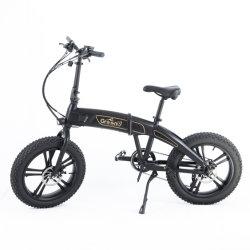 Graisse de 20 pouces 48V 350W du moteur arrière mini batterie au lithium de pliage 7.8Ah vélo électrique