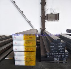 D2، وD3، وD5، وD6، وO1، L6 الأداة اللوي Die Mold الفولاذ المستدير / القضيب المسطح اتبع ASTM/ASME القياسية