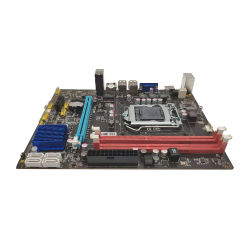 Micro ATX H61-1155 は 2 * DDR3 マザーボードをサポートします