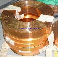 Bande en cuivre nu de haute qualité et prix d'usine feuille de cuivre