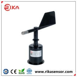 Rika Rk110-02 niedriger Preis-analog-digitaler Ausgabe CER Leitschaufel-Anemometer-Wind-Richtungs-Fühler