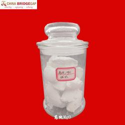 Oxyde de magnésium de haute pureté et la bille Billette MGO >97 % de haut grade