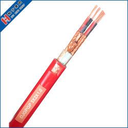 Устойчивость к высокой температуре кремния резиновой изоляцией и Инструментальный кабель