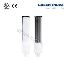 G24 Pl светодиодной лампы фонаря с UL 5 лет гарантии