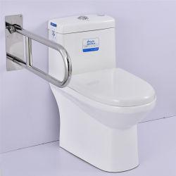 Badezimmer-Sicherheit arbeitsunfähiger Edelstahl-faltender Zupacken-Stab-Vorlagen-beweglicher Handlauf für älteres Wn-S04