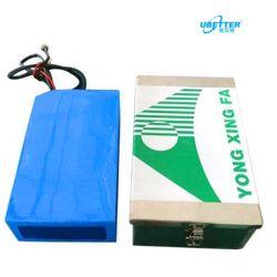 Oplaadbare 36v 20ah Lithium Battery Pack Diepe Cyclus Goede Kwaliteit