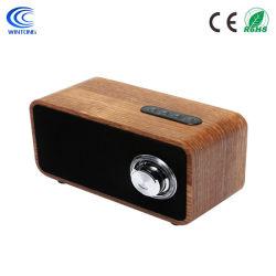 極度の健全なボックス家電のスピーカーの木の無線Bluetoothのスピーカー