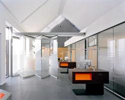 사무실, 쇼핑몰, 트레이닝 센터를 위한 이동식 유리 벽
