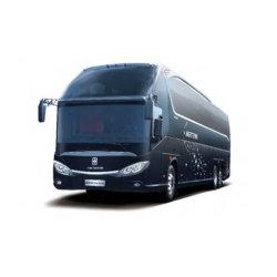 Personnaliser la double pare-brise 13-14 mètres de long Pont de luxe de 3 à 55+1 canapé Siège passager arrière du moteur diesel Euro 5 Bus Coach