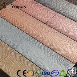 Pisos sólidos de madeira sintético impermeável