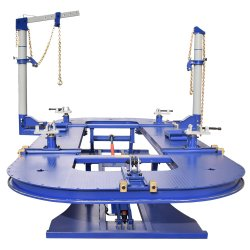 T-700 Dent Extrator da Máquina da Estrutura do Carro Aluguer de Equipamentos de reparação da carroçaria