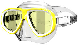 Alta calidad y seguridad de natación de la máscara facial (MM-404)