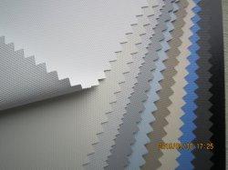 スエードファブリックジャカード織り方の印刷はカラーによって塗られる白い上塗を施してあるWindows陰を刺繍する