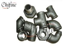 Elenco de fundição de ferro dúctil capas de combate ao fogo a montagem
