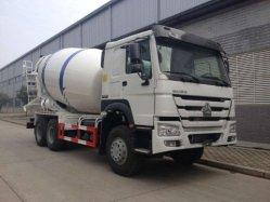 HOWO Sinotruk Enging Diesel Euro 3 8cbm Bétonnière chariot pour le mélange de ciment