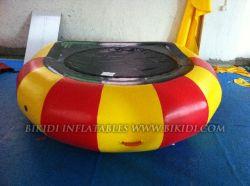 L'eau Inflatbale trampoline, jeux gonflables, gonflable cavalier de l'eau (D3003)