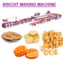 L'industrie Biscuit mous et durs automatique Prix de ligne de production Usine de fabrication de Biscuits Biscuits Biscuits Biscuits de la machine Machines Making Machine