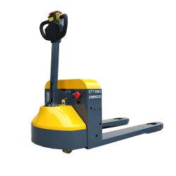 Вариант литий и свинцово-кислотного аккумулятора Mini Электрический погрузчик для транспортировки поддонов