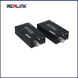 IR制御を用いる単一の同軸ケーブル100m HDMIエクステンダーに