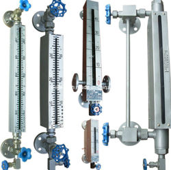 مقياس مستوى الزجاج مؤشر مستوى الأنبوب الزجاجي - درجة ماء الزجاج المقياس