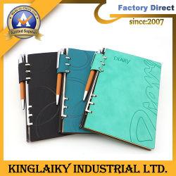 Promotion (N-05)를 위한 Pen를 가진 주문을 받아서 만들어진 최신 Selling Diary Book
