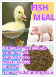 Proteinreiches Fischmehl für Geflügel-Zufuhr
