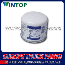 Filtre à huile pour camion Volvo 3517857 (WT-VLV-424)