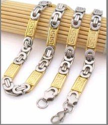 Traditionele Halsband en Armband voor Mens