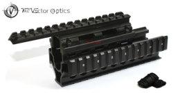 Bloc Optique Ak 47/74 Dispositifs Protecteurs Libres de Vecteur de Panneau de Rail de Support de Système à Rails de Picatinny de Quarte de RIS Handguard