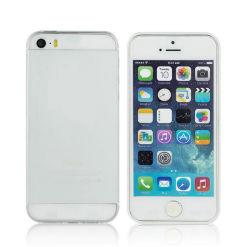 Большой прозрачный Crystal Clear мягкий гель TPU чехол для iPhone 6