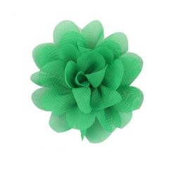Дети шифон цветок Заколка маленьких девочек крутыми малышей Аллигатор фиксаторы для волос волосы Barrettes Esg14246 привода вспомогательного оборудования