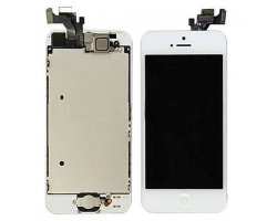 Weißer LCD-Screen-Analog-Digital wandler für iPhone 5/5c/5s/Se