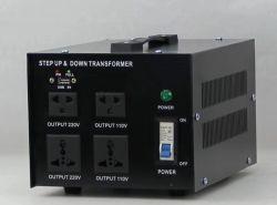 1000VA Шаг вверх и вниз с трансформатором напряжения/каталитического нейтрализатора