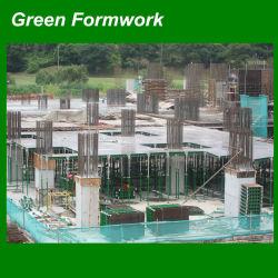 Sichere einfache Green Steel Schalung Aluminiumschalung für den Bau