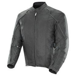 Les hommes de haute qualité maille noire de vêtements de moto