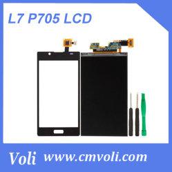 Высококачественный ЖК-экран для LG P700 P705, ЖК-дисплей для LG Optimus L7 P705