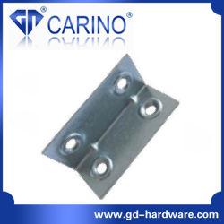 (W530) утюг металлической стене висел плоский угловой распорке .