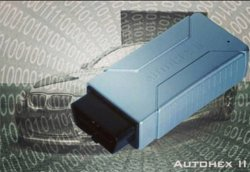Autohex original II Scan Tool para a BMW DIAGNOSTICAR E INICIALIZAÇÕES