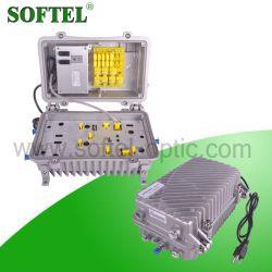 SA831r CATV amplificateur d'agrégation de plein air avec le chemin de retour