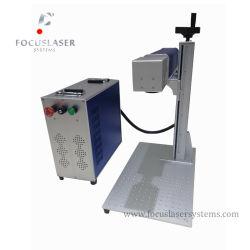 Лучше всего 30 Вт Focuslaser YAG лазер лазерная маркировка из нержавеющей стали