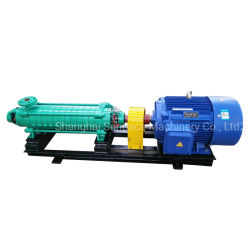 La norme ISO Self-Balance Bolier centrifuge à plusieurs degrés horizontal de la pompe à eau