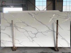 India ronda Tableros de mármol Artificial piedra de cuarzo