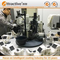 Юго-Восточной Азии Hot-Selling 25-летний профессиональный тонкий слой производственной линии опрыскивания сборочной линии для производства посуда