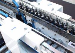 Цифровое управление коробок картона/ гофрированный картон / складывание машины клеящего узла