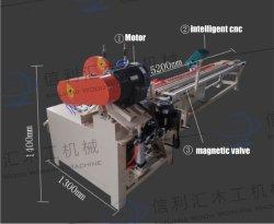 Pie de máquina automática de muelle embarcadero de pie de la plantilla de la placa de varias capas de la máquina de procesamiento de vídeo de pie del muelle de la máquina