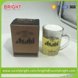 Oferta promocional copo de cerveja a forma de cerveja Velas de cera de gel