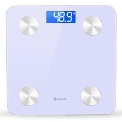 Portátil inteligente de peso corporal de grasa Escala Escala